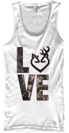 Browning Camo tank top