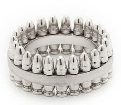 bullet ring, another karla fox design. i want this like yesterday.