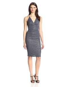 Women's Bar-Back Roller Glitter Dress for $122.50. Dropped from $245.00! Very Pretty<3 http://www.amazon.com/gp/product/B00P3BZY1Q/ref=as_li_tl?ie=UTF8&camp=1789&creative=390957&creativeASIN=B00P3BZY1Q&linkCode=as2&tag=cheaphighfash-20&linkId=Z4PHKPSZSGDCAXQO