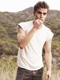 Paul Wesley-Vampire Diaries