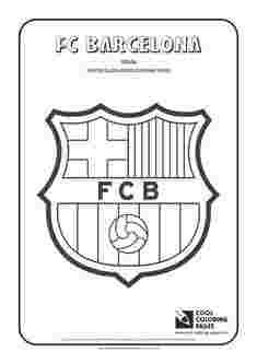 Atletico Madrid Coloring Pages Atleticomadridfc