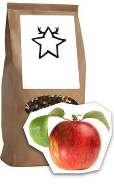 Wildsterne - Apfel Star Hundefutter