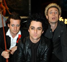 Who's The American Idiot Now? Green Day Nominated For Rock Hall Of Fame