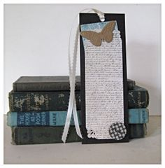 Bookmark Party Favors set of 5 by ThePineappleRoom on Etsy, $8.00