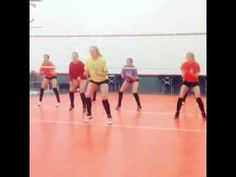 Volleyball Foot Work, Foot Speed & Acceleration Training