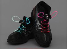 LED shoelaces perfect for night time jogging. US $6.97