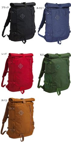 Coleman ATLAS ROLLTOP all Goshiki Coleman Atlas roll top backpack Unisex (men and women combined) _ 11503E(trip)