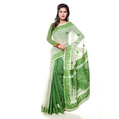 PURE ANDY SILK HAND EMBROIDERY SAREE (851)