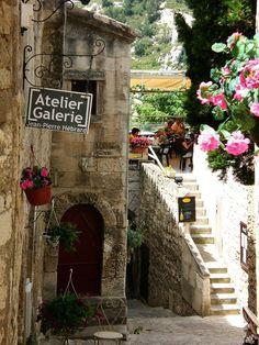 Provence, France. Saben cuidar els detalls!