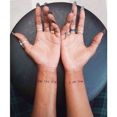 Quote Tattoos | POPSUGAR Smart Living Photo 43