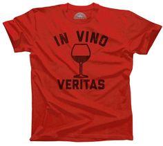 Men's In Vino Veritas T-Shirt