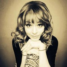 Lindsey Stirling- So cute. Always.
