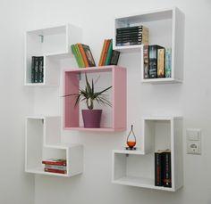 bookshelfBookcasekids bookshelfwall by WoodmadeCreation on Etsy