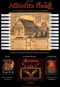 Das Malefiz Haus in Bamberg