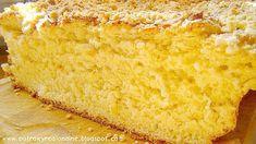 Polish Recipes, Cornbread, Vanilla Cake, Sweet Recipes, Banana Bread, Sweet Tooth, Pudding, Sweets, Ethnic Recipes