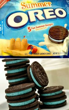 Different Types Of Oreo Cookies.