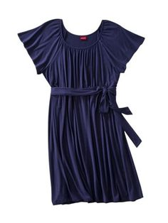 @Target sure knows how to design some amazing #basics, like this #navyblue dress. #steal #budgetbuy