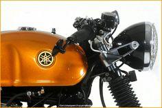 Yamaha Virago XV