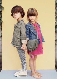 Louis Louise Spring/Summer 2014 #kids #fashion                                                                                                                                                      More