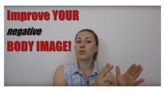 Negative Body Image and Eating Disorders - 3 Simple Steps To FREEDOM