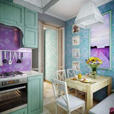Дизайн-проект кухни в стиле прованс кухня в стиле прованс,дизайн-проект…