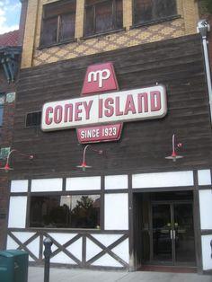 Coney Island, New Castle Pennsylvania