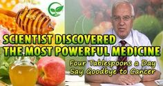 4 TABLESPOONS A DAY AND THE CANCER IS GONE: THE FAMOUS RUSSIAN SCIENTIST REVEALS…