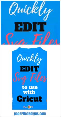 Quickly Edit Svg files to use with Cricut Want to learn how to quickly edit svg files for your crafts? Here are a few of my favorite tips and resources to edit svg files to use for Cricut. Business Video, Craft Business, Cricut Tutorials, Cricut Ideas, Cricut Help, Video Contest, Hobbies For Men, Video Advertising, Do Video