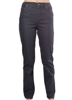 Gloria Vanderbilt Amanda Tapered Pants 8 Short Classic Fit Jeans Natural Waist #GloriaVanderbilt #CasualPants