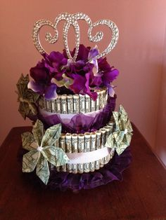 its my birthday memes Money Rose, Money Lei, Money Origami, 1st Anniversary Gifts For Him, 60 Wedding Anniversary, Dollar Bill Cake, Dollar Bills, 100 Dollar, Money Birthday Cake