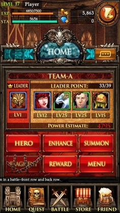 I don't know how to play this game.. :( #games #herooflegend