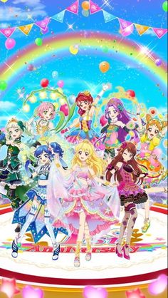 A.L. Star Festival, Pisces Love, Star Cards, My Plate, Pretty Cure, Anime Shows, Sword Art Online, Baby Love, Detective