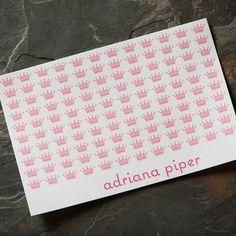 Crown Stickers 120 ct for Erin Condren Life Planner, Plum Paper Planner, Filofax, Kikki K, Calendar or Scrapbook - pinned by pin4etsy.com