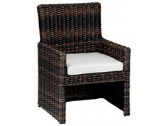 Sunset West Montecito Dining Arm Chair