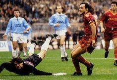 """Giuseppe Giannini """"Il Principe"""", AS Roma (1981-1996)"""