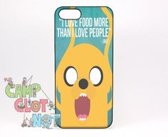 Jake Quotes Cover fits iPhone 5 iPhone 5S iPhone 4 by CampClotNot, $5.00