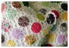 Fuchet :-))) Fuxico e crochet!