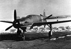 Dornier Do 335 Pfeil fighter