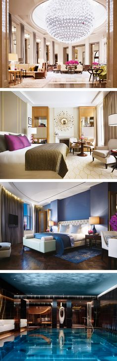 Discover inspirational interior design at 5* Corinthia Hotel London, from £149.50pppn available from Superbreak.com