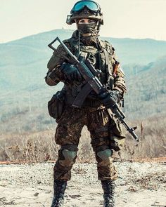 G & g - Military - Militar Female Soldier, Army Soldier, Military Special Forces, Army Wallpaper, Military Guns, Military Women, Badass Women, Armed Forces, Army Girls