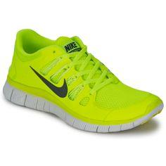 Zapatillas deportivas en color flashy Nike 5.0