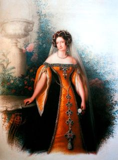 Anna Paulowna, Queen of the Netherlands and Grand Duchess of Russia (1795 - 1865)