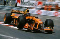 Heinz-Harald Frentzen - Arrows A23 Cosworth Monaco - Montecarlo, 2002