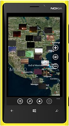 Locate interesting public webcams on the map worldwide and watch them on your Windows Phone smartphone: http://windowsphone.com/s?appId=8ee46d64-cb03-4cd4-9989-be27e03e063c