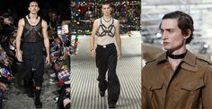 20 menswear trends for Spring/Summer 2017   Summer 2017 will be a season of contrasts. On one side of the style divide, Demna Gvasalia and Gosha Rubchinskiy are challenging the fashion establishment and opening a way for the bright young designers to come. On the other, the luxury giants are producing polished lessons in style, often with talented new creative directors at the helm. The result is a mash-up of couture hikers, Nineties streetwear, a stylish sea breeze, the return of the beanie…