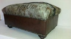 Box Ottoman/s. Ottoman Bench, Custom Furniture, Box, Home Decor, Bespoke Furniture, Snare Drum, Decoration Home, Room Decor, Boxes