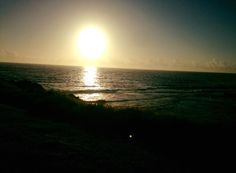 What an amazing sunrise at our Shellharbour track! Taken by one of our psychs on location.