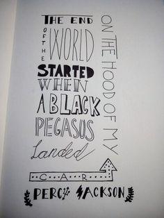 Percy Jackson y los dioses del Olimpo•••El Último Héroe del Olimpo