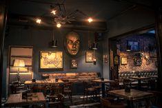 Room Joben Bistro Steampunk Joben Bistro Pub Inspired by Jules Verne's Fictional Stories