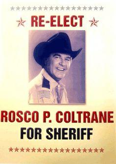 Rosco has my vote
